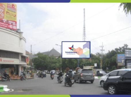 Sewa Billboard Malang Jl. Jaksa Agung Suprapto – Bundaran Avia Malang