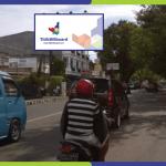 Sewa Billboard Manado Jl. Jend Sudirman - Depan Hotel Kawanua