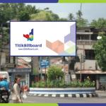 Sewa Billboard Manado Jl. Yos Sudarso - Patung Kuda Paal II