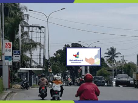 Sewa Billboard Padang Jl. Prof. Dr.Hamka – Depan PDAM Tabing