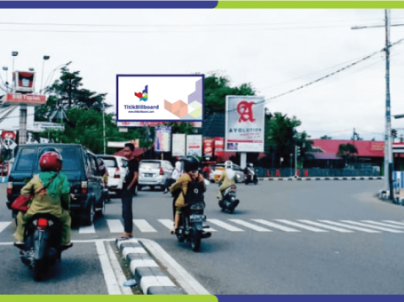 Sewa Billboard Padang Jl. Proklamasi – Depan Pos