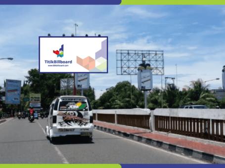 Sewa Billboard Padang Jl. S. Parman – Jembatan Basko Grand Mall