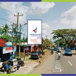 Sewa Billboard Padang Sidempuan Jl. Sudirman