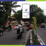 Sewa Billboard Palembang Jl. Angkatan 45 - Komp. Taman Mandiri
