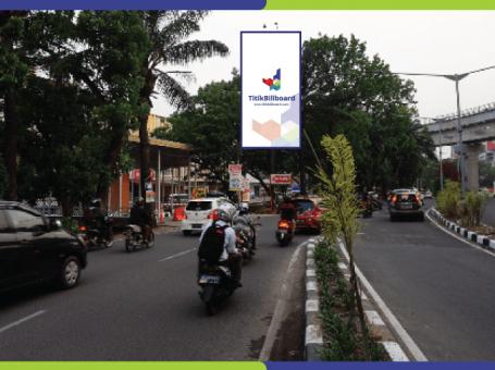 Sewa Billboard Palembang Jl. Angkatan 45 – Komp. Taman Mandiri