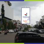 Sewa Billboard Palembang Jl. Letkol Iskandar - Depan Internasional Plaza