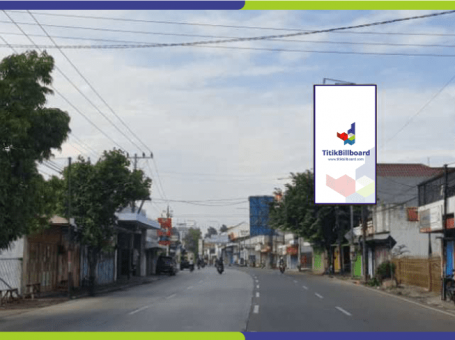 Sewa Billboard Pekalongan Jl. KH. Mansyur