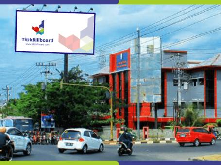 Sewa Billboard Semarang Jl. Siliwangi – Pertigaan Pasar Jerakah