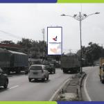 Sewa Billboard Semarang Jl. Walisongo - SPBU Randugarut