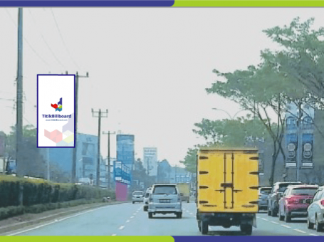 Sewa Billboard Serpong Jl. Pelayangan
