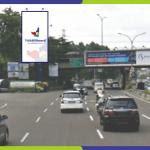 Sewa Billboard Serpong Jl. Raya MH. Thamrin - Depan Apartemen GWR Tangerang