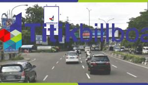 Sewa Billboard Serpong Jl. Raya MH. Thamrin – Depan Apartemen GWR Tangerang