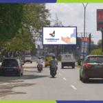 Sewa Billboard Sorong Jl. Ahmad Yani - Depan Mall Ramayana Sorong