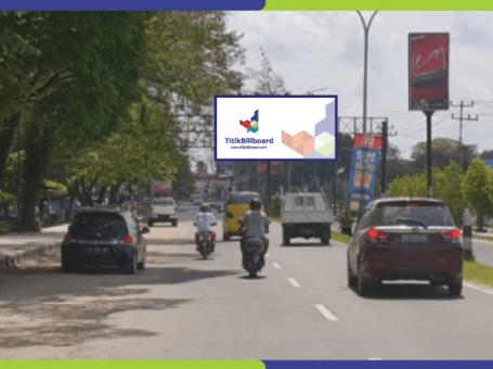 Sewa Billboard Sorong Jl. Ahmad Yani – Depan Mall Ramayana Sorong