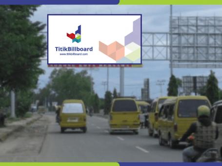 Sewa Billboard Sorong Jl. Basuki Rahmat – Depan Keuangan Negara