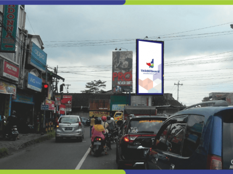 Sewa Billboard Sukoharjo Jl. Ahmad Yani – Perempatan Libero Futsal