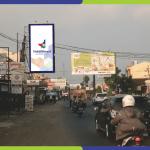 Sewa Billboard Sukoharjo Jl. Ahmad Yani - Pertigaan Pasar Kleco