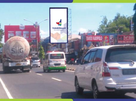 Sewa Billboard Sukoharjo Jl. Ahmad Yani – Pertigaan Pasar Kleco