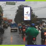 Sewa Billboard Sukoharjo Jl. Jend Sudirman - Pasar Kota Sukoharjo