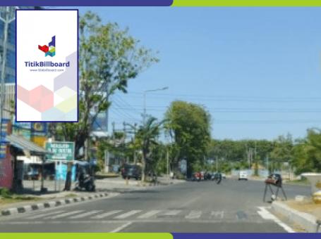 Sewa Billboard Surabaya Jl. Bundaran Satelit – Underpass Mayjend Sungkono