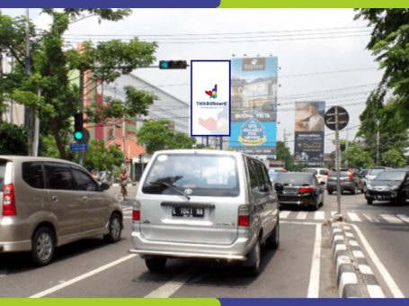 Sewa Billboard Surabaya Jl. Adityawarman – Depan Sutos XXI