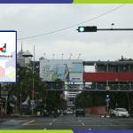 Sewa Billboard Surabaya Jl. Urip Sumoharjo - Perempatan Jl. Pandegiling