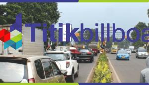Sewa Billboard Tanah Tinggi Jl. Jend Sudirman – Pasar Induk Tangerang