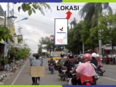 Sewa Billboard Tegal Jl. AR. Hakim