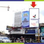 Sewa Billboard Yogyakarta Jl. Kaliurang - Lampu Merah Kentungan